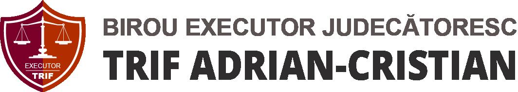 Birou Executor Judecator Trif Adrian-Cristian